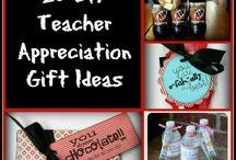 Teacher appreciation / by Beth Hayes