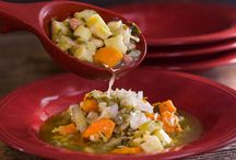 ZOUPS / Soup / by Nancy Davis