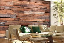 Interieur / Wand bekleding