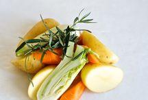 Vegetables // Grøntsager