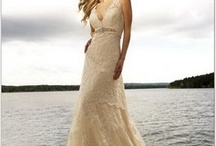 Wedding dress styles I like / by Karen Kiehle