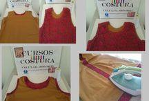 Vestidos / by Cursos Costura Hmlo