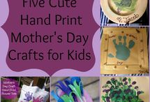 Mother's Day Crafts / by Elaine Berry