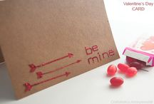 Vday Cards / by Carmen Sy