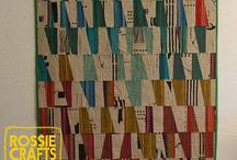 Quilts and quilting / Beautiful patchwork quilts / by Annie Malling Bonde
