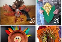 fall things :) / cute things for thanksgiving time / by Sarah Sargent