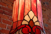 stained glass + mosaic / stained glass + mosaic