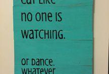 Love ❤️ Dance / Gurulogy Motto