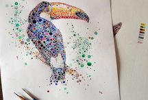 Dotted art