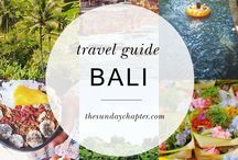 Travel : Bali / Places to eat, places to go, places to say