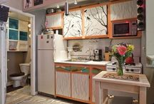 Kitchen + Dining / by Nicola Hill
