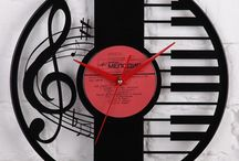 piyano saat