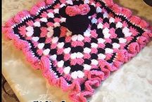 Lovey Security Blankets