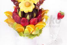 jedlé kytice