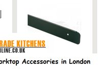 Worktop Accessories in London / Fancy kitchen worktops are highly fashionable in the current homemaker's list. The different worktop accessories that are needed to build an efficient worktop are cooling racks, spice-containers, and salt-pepper shakers.