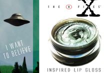 X-Files inspired products