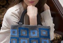 Crochet bags 2.