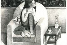 artbooks & sketches