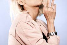Hair style -blonde-