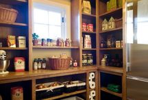 Home ~ Kitchen & Pantry