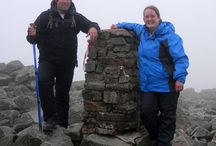 3 Peaks 3 Days / This is found inspiration for my journey to losing lots of weight, getting healthy and climbing the 3 heightest peaks in the UK in 3 days. Join me. / by Niamh Chearbhaill