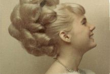 Vintage Beauty Shops & Hair Styles / by Kathy