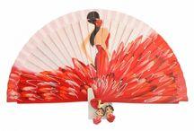 Diseños flamencos.