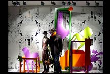 Visual Merchandising / Vidrieras, Locales, Exhibidores y Corners con estilo, originales,  y muy vendedoras.