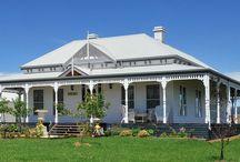 Dreamy Federation / Gorgeous Federation homes. Especially Australian.