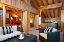 The Peak - Luxury Catered Chalet - Sainte Foy / Our flagship boutique Catered chalet in Ste Foy, combining ski in/out convenience with the highest possible levels of service.