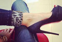 Shoes escarpins and heels / Shoes