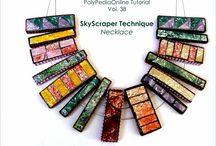 polymer clay / by Sonya Laroche Pfaff