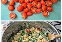 Recept - tésztaételek
