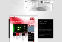 Red webdesign