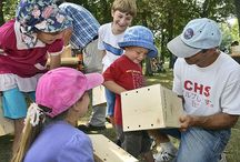 2014 Take a Day OFF* / Take a Day OFF* (Outdoor Family Fun), one of Central Minnesota's premiere outdoor events, celebrated its sixth consecutive year on Saturday, August 2, at Stearns County's Mississippi River Park.