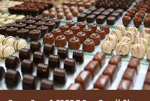 Chocolat / Chic molds with flavoured fillings
