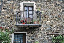 Beautiful villages in Spain