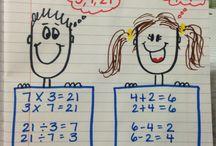 Reception Math