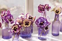 Purple Wedding Detail / Purple wedding ideas including bespoke wedding stationery