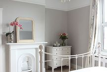 Bedroom colours and ideas