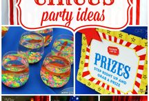 First Birthday Party Ideas / First Birthday Party for a boy