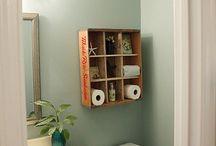 Bathroom ideas / by Lesly Garcia