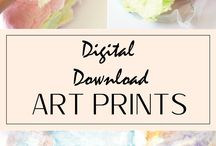 Kitchen Art Prints - Kitchen Decor Ideas / Instant download printables for your kitchen decor that are a convenient and affordable way to spice up YOUR home in an instant with quality products that will WOW your friends and family!