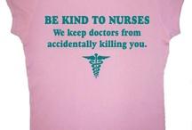 Nurse Threads Treads & Gear / by Ashlie Reuscher