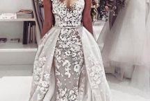 Čipkové Svadobné Šaty