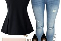 My style / Things i think i would be able to wear in my life or stuff i would love to try on.