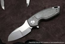 CKF Peace Duke knife