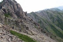 農鳥岳(南アルプス)登山 / 農鳥岳の絶景ポイント 南アルプス登山ルートガイド。Japan Alps mountain climbing route guide