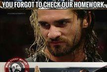 Funny Wrestlers