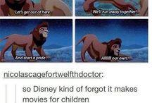 Disney bits
